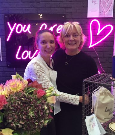 Meeting Jo Malone
