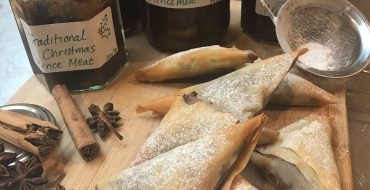Bake Me Happy – Mincemeat recipe – Filo mince pies