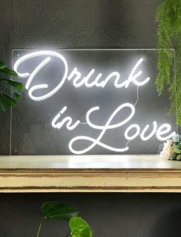 Drunk in Love LED neon light