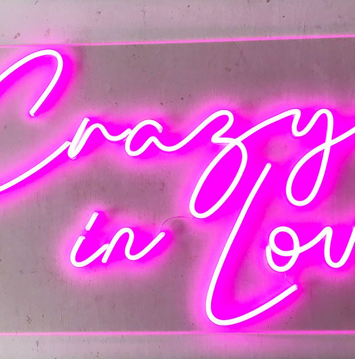 Buy Neon Signs UK Stock & Quick Delivery | Love Inc