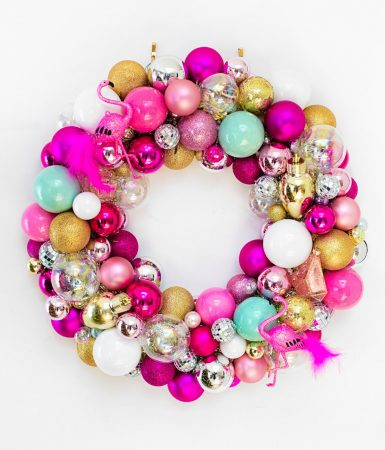 5 of our favourite DIY Christmas wreaths